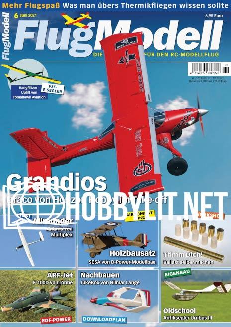 FlugModell – Juni 2021
