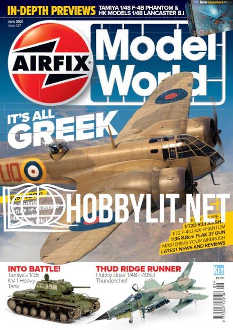 Airfix Model World - June 2021 (Iss.127)