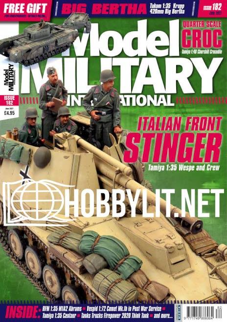 Model Military International - June 2021 (Iss.182)