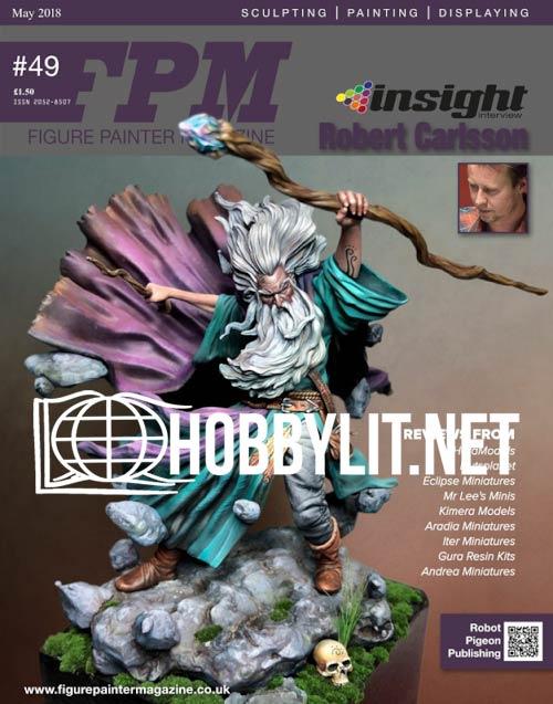 Figure Painter Magazine Issue 49