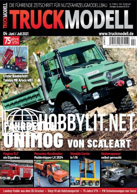 Truckmodell - Juni/Juli 2021