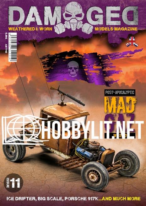 Damaged Issue 11