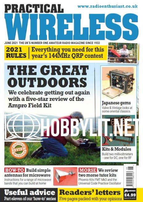 Practical Wireless - June 2021 (Vol.97 No.6)