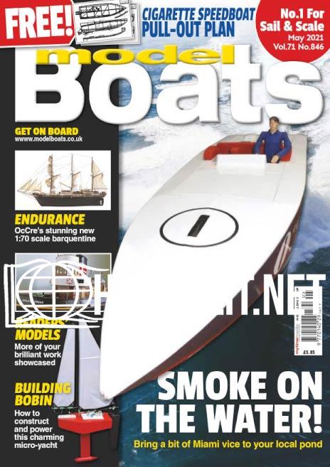 Model Boats - Issue 846 - May 2021 (Vol.71 No.846)