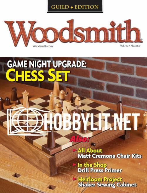 Woodsmith – June/July 2021 (Vol.43 No.255)