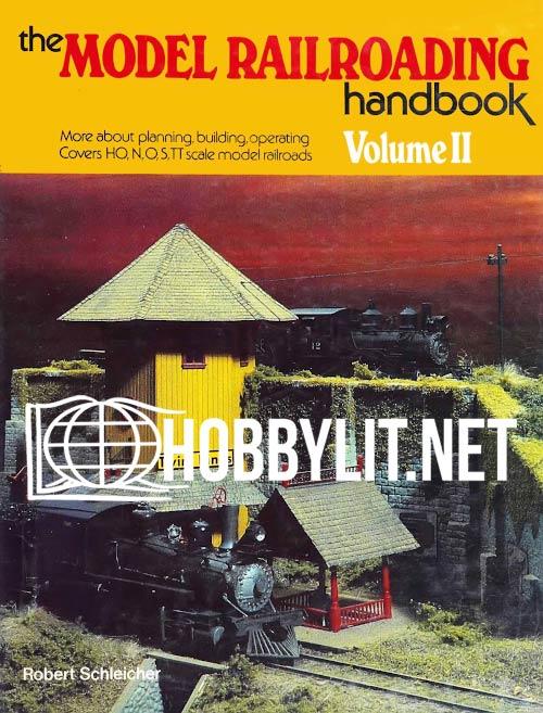 The Model Railroading Handbook Volume 2
