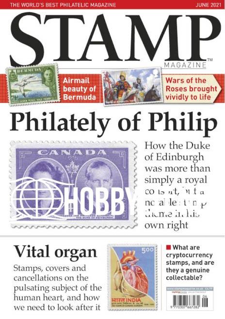 Stamp Magazine - June 2021 (Vol.87 No.5)