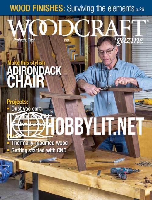 Woodcraft Magazine - June/July 2021 (Iss.101)
