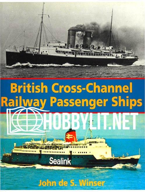 British Cross-Channel Railway Passenger Ships