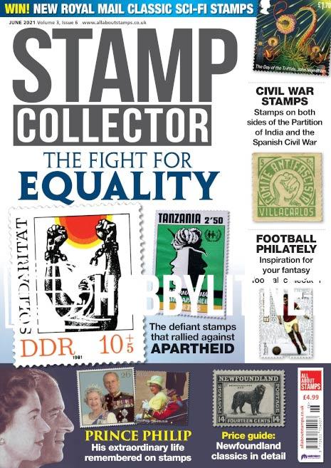 Stamp Collector – June 2021 (Vol.3 No.6)