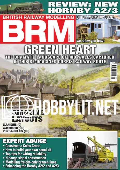 British Railway Modelling - June 2021