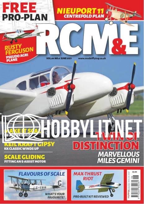 RCM&E - June 2021 ( Vol.64 No.6)