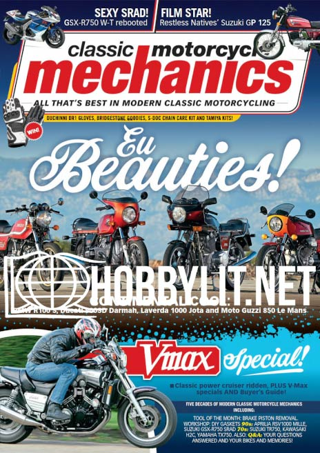 Classic Motorcycle Mechanics - June 2021 (Iss.404)