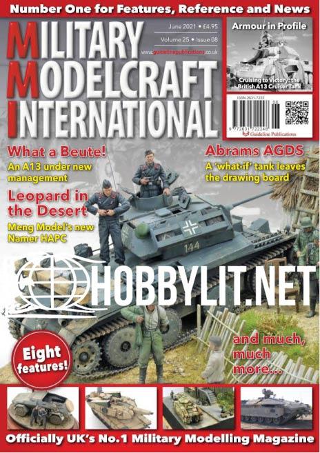 Military Modelcraft International - June 2021 (Vol.25 Iss.8)