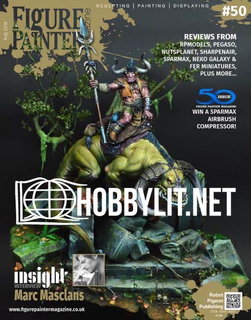 Figure Painter Magazine Issue 50