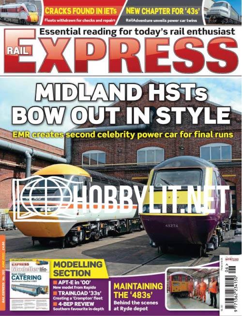 Rail Express - June 2021 (Iss.301)