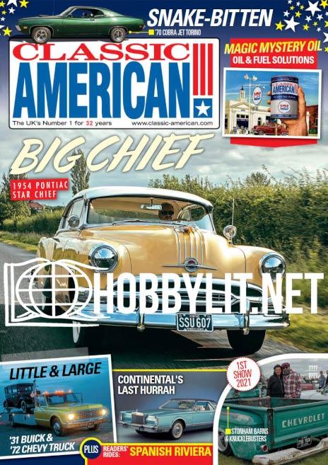 Classic American - June 2021