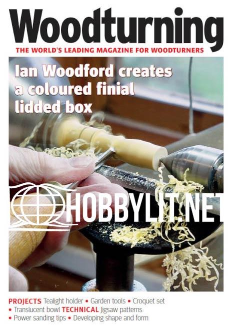 Woodturning Issue 357