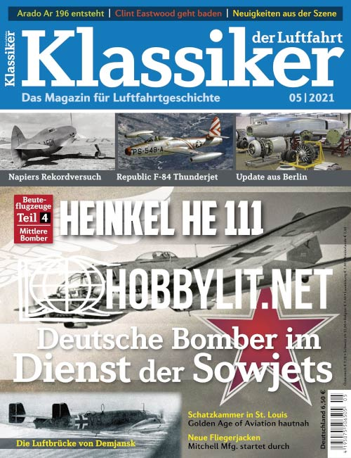 Klassiker der Luftfahrt 2021-05