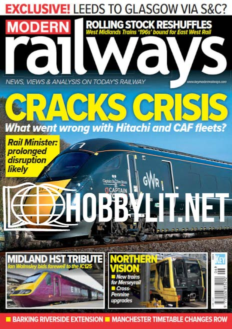 Modern Railways - June 2021