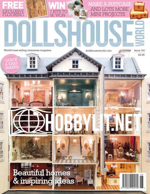 Dolls House World Issue 341