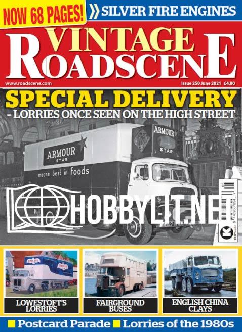 Vintage Roadscene - June 2021 (Iss.259)