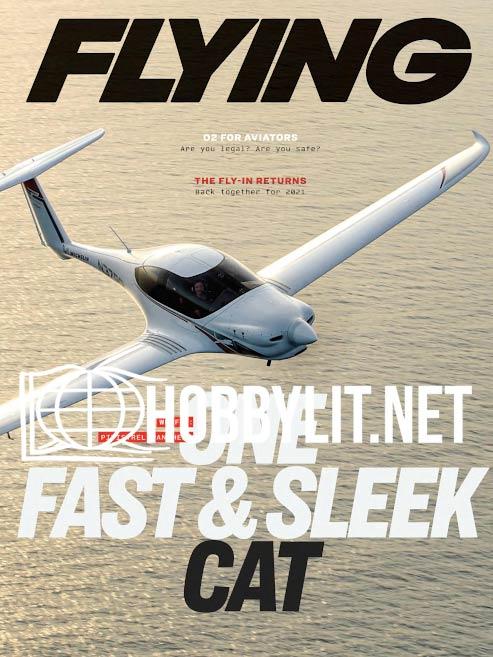 Flying - June/July 2021