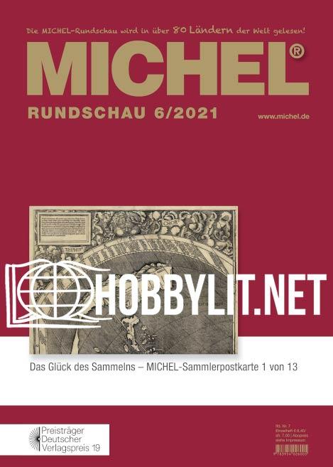 MICHEL Rundschau 2021-06
