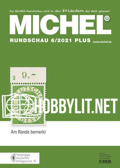 MICHEL Rundschau Plus 2021-06