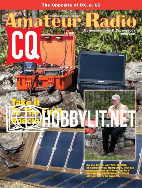 CQ Amateur Radio - June 2021