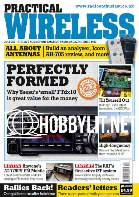 Practical Wireless - July 2021 (Vol.97 No.7)