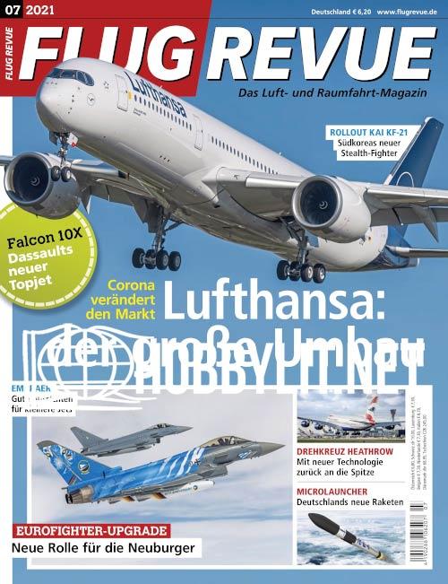 Flug Revue 2021-07