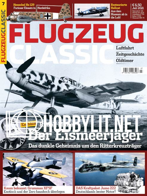 Flugzeug Classic 2021-07