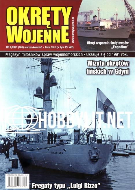 Okrety Wojenne 2021-02 (No.166)