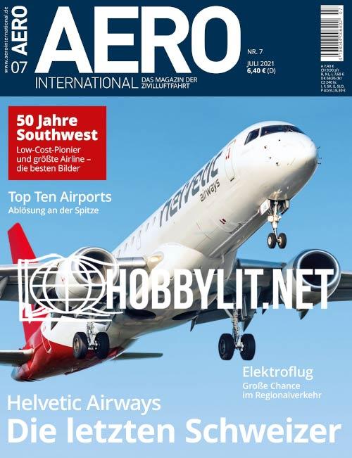 AERO International - Juli 2021