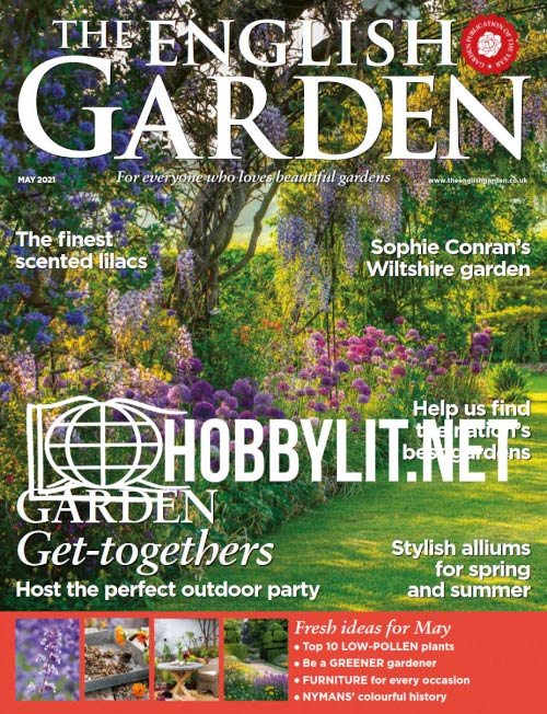 The English Garden - May 2021