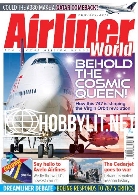 Airliner World - July 2021