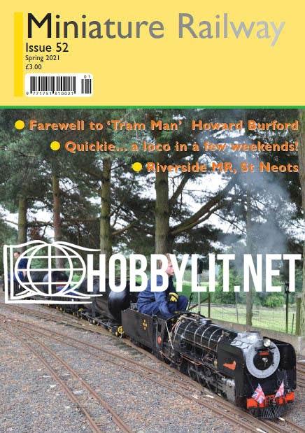 Miniature Railway - Spring 2021 (Iss.52)