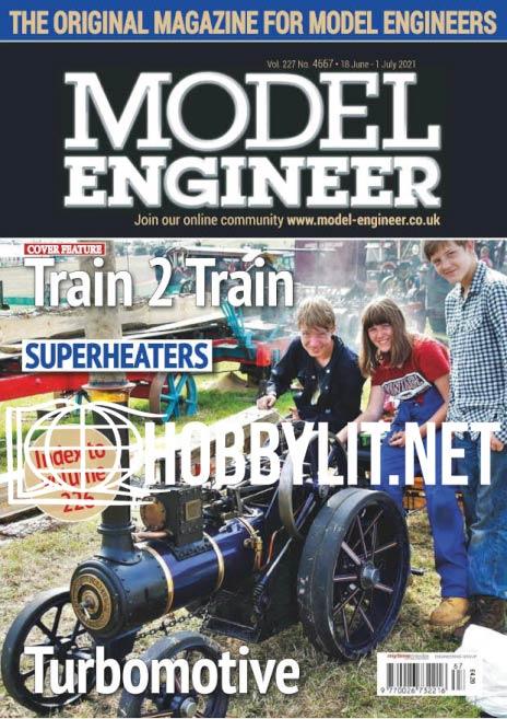 Model Engineer 4667 18 June-1 July 2021