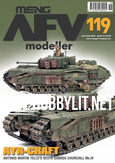 AFV Modeller - July/August 2021 (Iss.119)