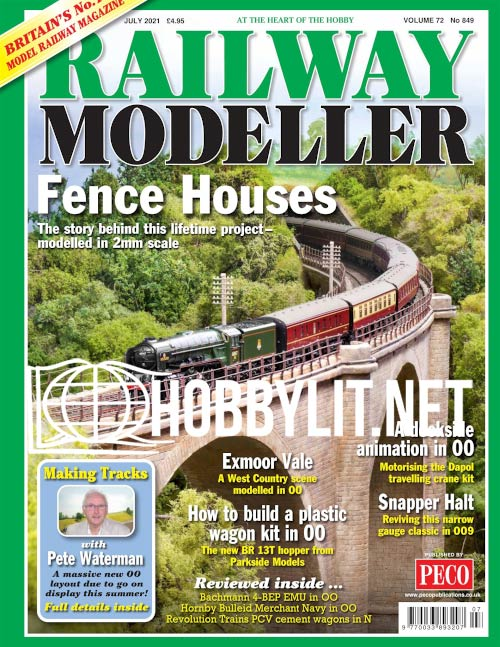 Railway Modeller - July 2021