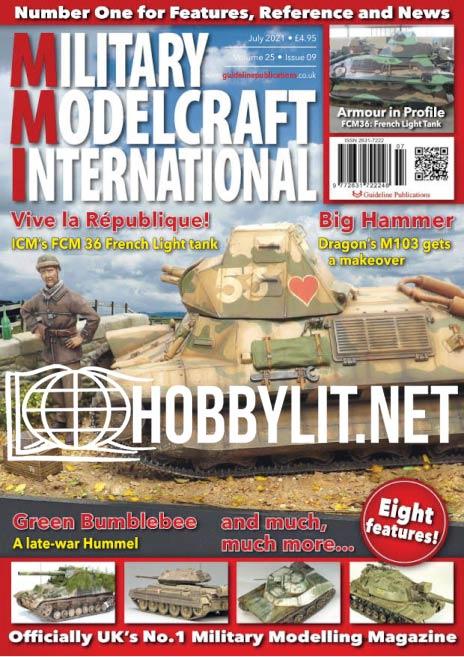 Military Modelcraft International - July 2021 (Vol.25 Iss.09)