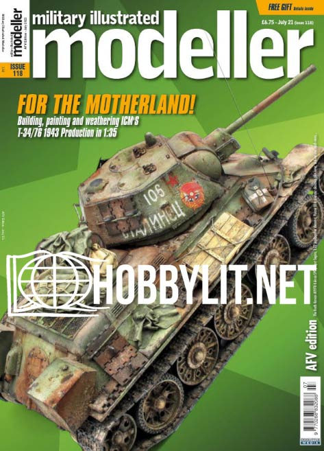 Military Illustrated Modeller - July 2021