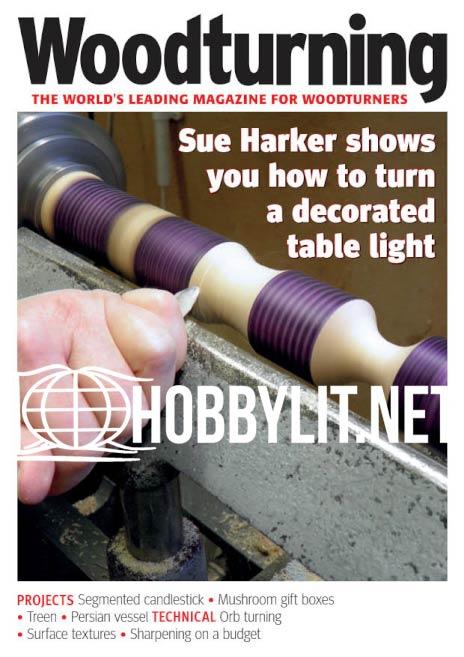 Woodturning Issue 358