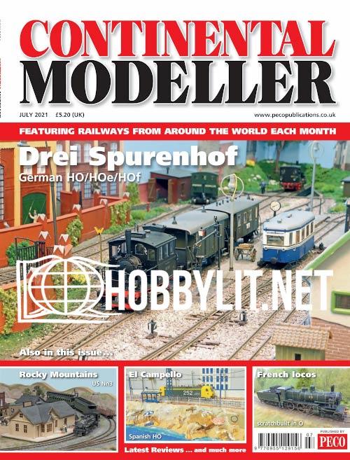 Continental Modeller - July 2021