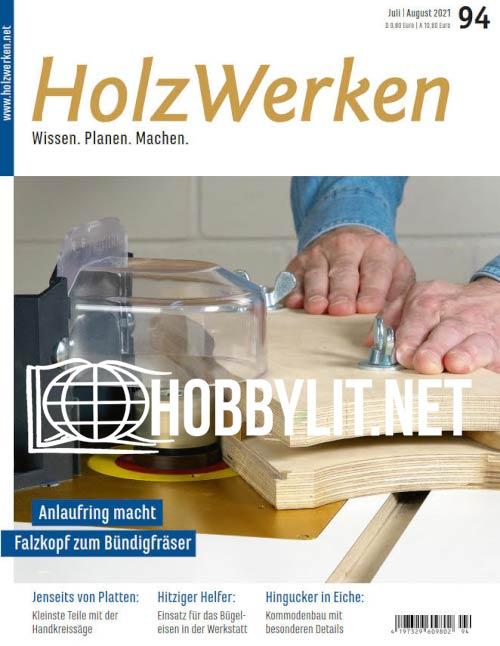 HolzWerken - Juli/August 2021