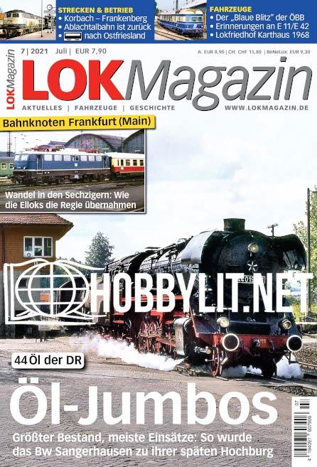 LOK Magazin - Juli 2021