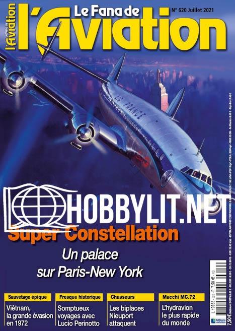 Le Fana de L'Aviation - Juillet 2021