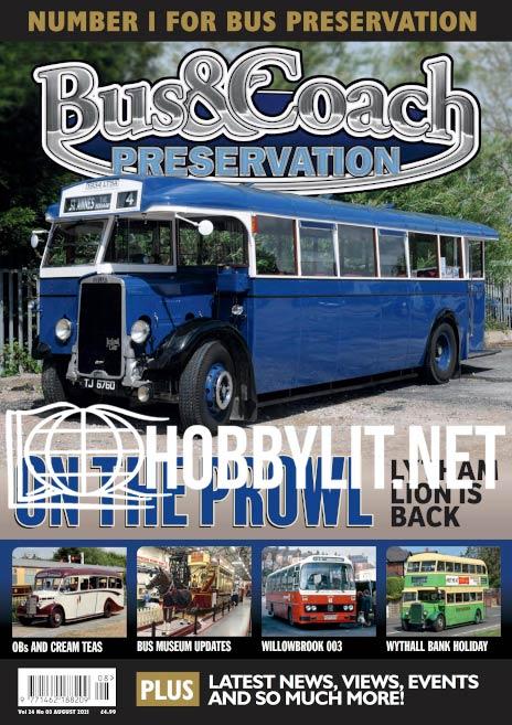 Bus & Coach Preservation - August 2021