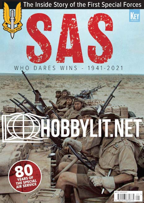 SAS Who Dares Wins 1941-2021